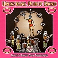 Universal Robot Band-Dance and Shake Your Tambourine