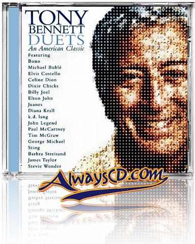 Tony Bennett - Duets An American Classic Vol 01 Code